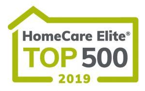 Home Care Elite Top 500 Award 2019