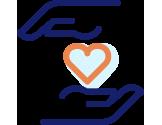 hospitalization reduction icon